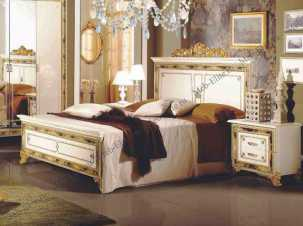Катя кровать 160х200 беж