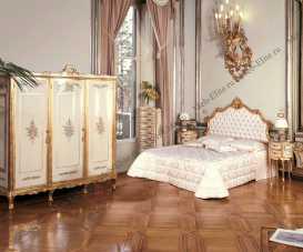 Андреа Фанфани спальня