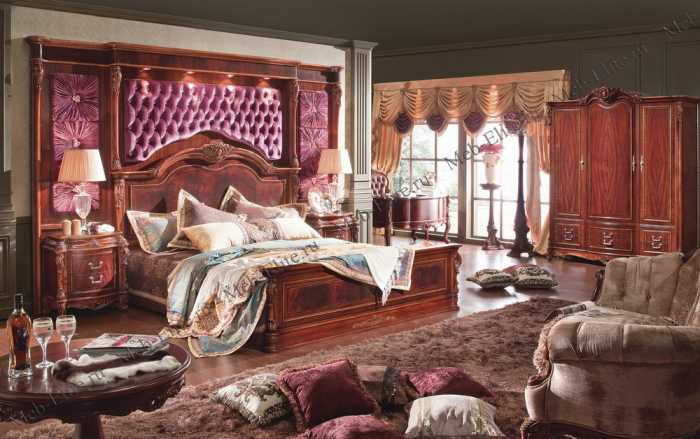 Александрия (карпентер 228) спальня
