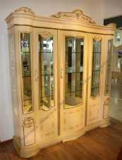 Изабель витрина 4 дверная 3235