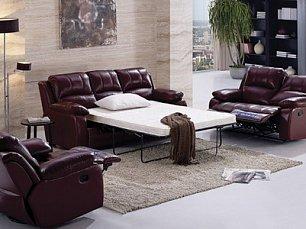 Номес ЕА42 темный мягкая мебель 3+2+1