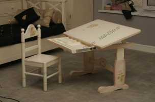 Эльфы стул  регулируемый детский