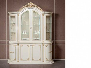 Динара витрина 4 дверная