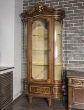 Луи 16 (Louis XVI) витрина 1 дверная