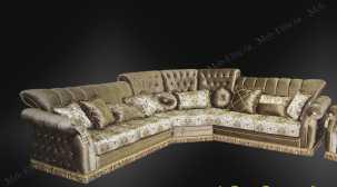 Валенсия диван угловой раскладной (кисти)
