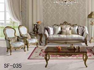Барселона SF-035 мягкая мебель 3+1+1