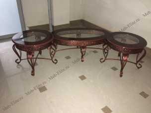 Мик кофейная группа (комплект кофейных столиков) MK-4801