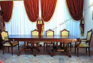 Луи 16 (Louis XVI) стол обеденный (280х128) 710-1