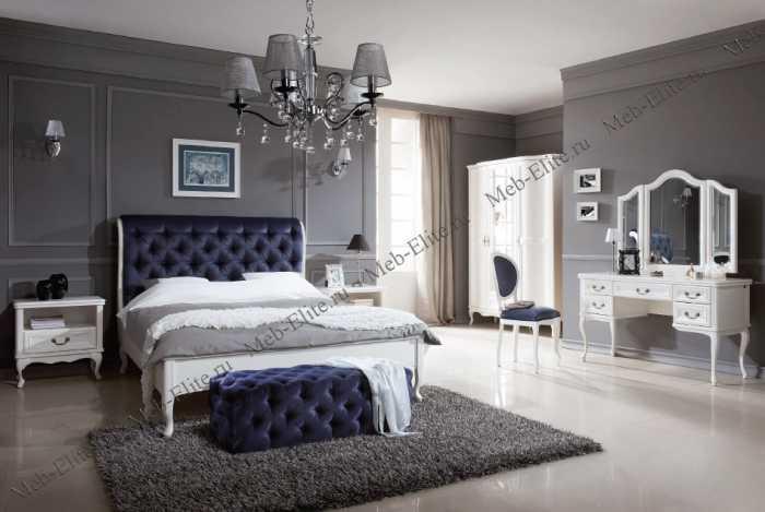 Версаль спальня крем