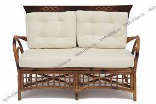 Веранда комплект для отдыха Kavanto: диван + 2 кресла + кофейный столик