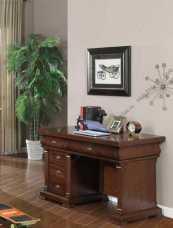 Вивальди 9901 стол письменный одно-тумбовый