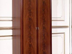 Афина шкаф 2 дверный орех