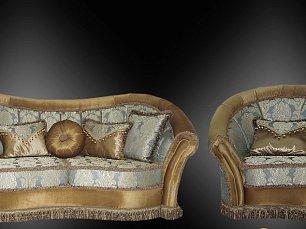 Беатриче мягкая мебель 3+1+1 (светлая)