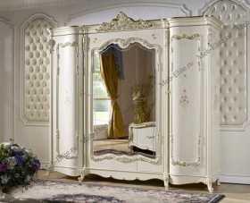 Дольче Вита шкаф 5 дверный с зеркалом