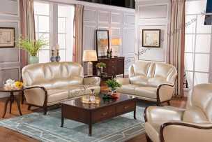 Карпентер 309 мягкая мебель 3+2+1 орех