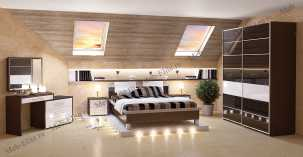Николь МН-020 спальня