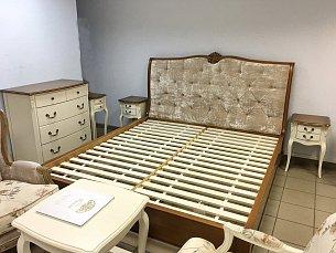 Шато Марсель спальня орех