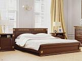 Либерта кровать 160х200 орех