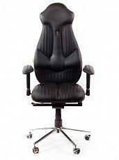 IMPERIAL кресло рабочее черное (перфорированное)