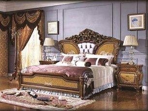 Алонзо спальня
