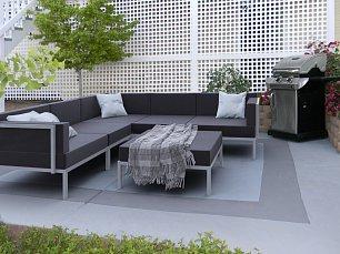Серенита мягкая мебель: диван правый + диван левый + диван центральный + диван угловой + пуф для ног