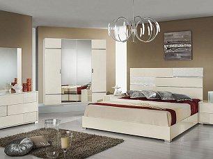 Анкона спальня глянец