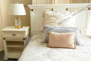 Кембридж кровать с основанием 120х190