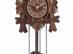 """Настенные часы с кукушкой """"Галка"""" CQ-038С"""