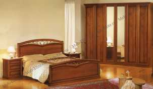 Аврора спальня (орех)
