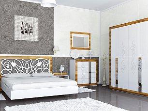 Лотос МН-116 спальня глянец