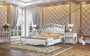 Патриция спальня белая