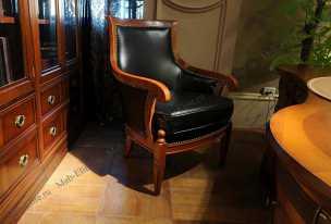 Кембридж кресло рабочее кожа