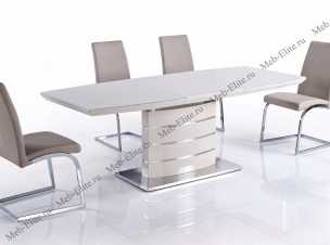 Мик стол обеденный DT-115 (MK-4315-BG) 120/160х85