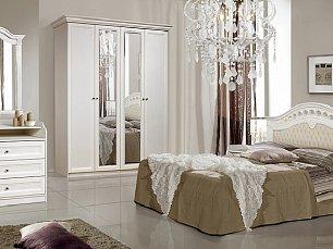 Европа 7 спальня штрих-лак глянец