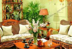 Ротанг мягкая мебель Элизабет 3+2+1