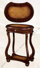 Стол подставка под телефон 1109 орех