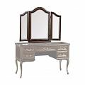 Версаль зеркало к столу туалетному (венге)