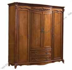 Карпентер 230-1 шкаф 4 дверный