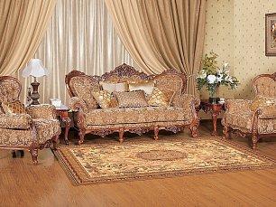 Империал мягкая мебель 3+1+1 ткань