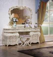 Венеция К туалетный стол с зеркалом