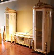 Клеопатра 3901W гостиная глянец