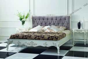 Шанталь кровать 180х200 MK-5010-WG