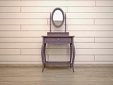 Леонтина туалетный стол ST9321ETG/L лаванда