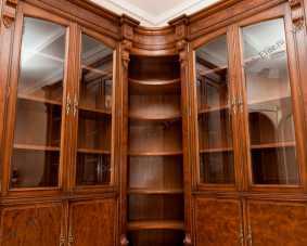 Луи 16 (Louis XVI) шкаф книжный 2+угл+2