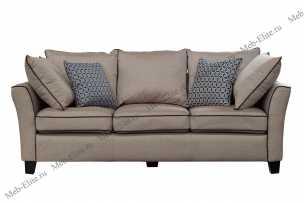Гарда диван 3 местный с подушками бежевый 28-911-3BG2