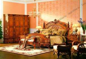 Ротанг Аванти спальня