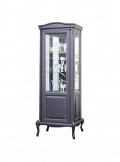 Мокко витрина 1 дверная ММ-306-01/ММ-306-01/01 изабелла