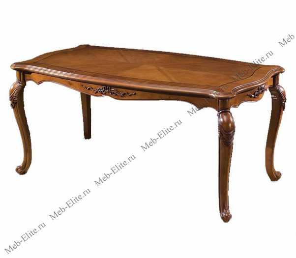 Карпентер 230-1 стол обеденный прямоугольный 165х90