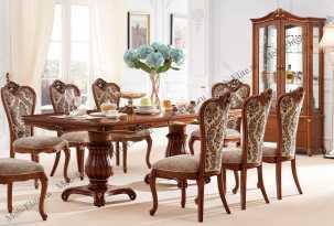 Лоранс стол обеденный 200/250х110 MK-5431-СO