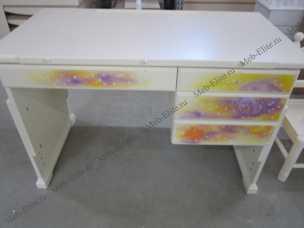Маленький принц стол письменный регулируемый 62-80 детский